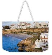 Nerja Town On Costa Del Sol Weekender Tote Bag