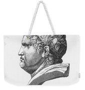 Nero (37-68 A.d.) Weekender Tote Bag