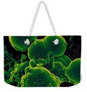 Neutrophil Ingesting Mrsa Bacteria, Sem Weekender Tote Bag