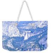 Nevada And Vernal Falls Weekender Tote Bag
