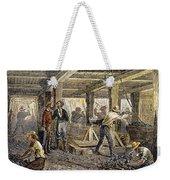 Nevada Silver Mine, C1880 Weekender Tote Bag