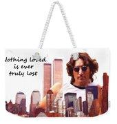 Never Lost Weekender Tote Bag