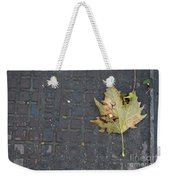 Never Wanted To Come Down Weekender Tote Bag