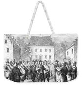 New Amsterdam, 1660 Weekender Tote Bag
