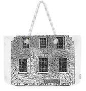 New Amsterdam: House, 1626 Weekender Tote Bag