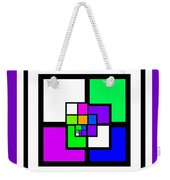 New Color Way Weekender Tote Bag