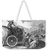New England: Harvest, 1830 Weekender Tote Bag