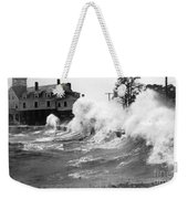 New England Hurricane, 1938 Weekender Tote Bag