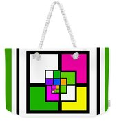 New Green Weekender Tote Bag