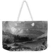 New Hampshire, 1838 Weekender Tote Bag