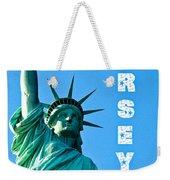 New Jersey Weekender Tote Bag