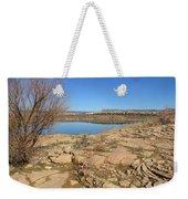 New Mexico Series - Abiquiu Lake IIi Weekender Tote Bag
