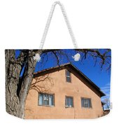New Mexico Series - Adobe Building Weekender Tote Bag
