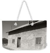 New Mexico Series - Adobe House In Truchas Weekender Tote Bag