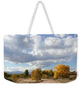 New Mexico Series - Autumn Clear Weekender Tote Bag