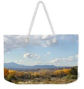 New Mexico Series - Autumn Landscape Weekender Tote Bag