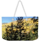 New Mexico Series - Autumn On The Mountain II Weekender Tote Bag