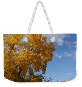 New Mexico Series - Desert Landscape Autumn Weekender Tote Bag