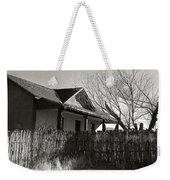 New Mexico Series - Fenced In House Weekender Tote Bag