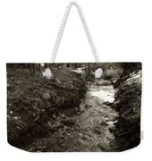 New Mexico Series - Late Winter Streambed Weekender Tote Bag