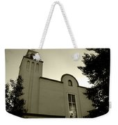 New Mexico Series - Our Lady Of Guadalupe Church Weekender Tote Bag