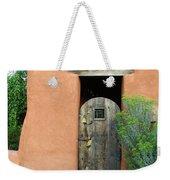 New Mexico Series - Santa Fe Doorway Weekender Tote Bag