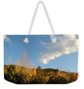 New Mexico Series - Santa Fe Landscape Autumn Weekender Tote Bag