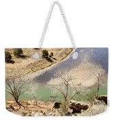New Mexico Series A River View Weekender Tote Bag