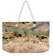 New Mexico Series Turn Of The River Weekender Tote Bag