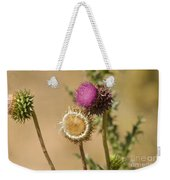 New Mexico Thistle II Weekender Tote Bag