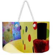 New Nail Polish Weekender Tote Bag