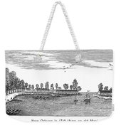 New Orleans, 1719 Weekender Tote Bag