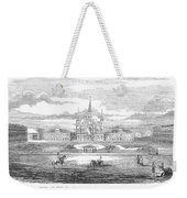 New Orleans, 1853 Weekender Tote Bag