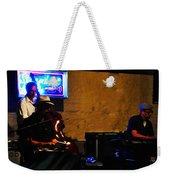 New Orleans Jazz Band Weekender Tote Bag