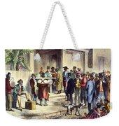 New Orleans: Voting, 1867 Weekender Tote Bag