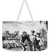 New World: El Dorado, 1727 Weekender Tote Bag