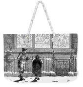 New Years Eve, 1859 Weekender Tote Bag