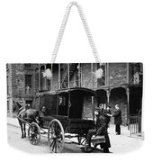 New York: Ambulance, 1895 Weekender Tote Bag