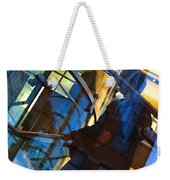 New York Apple Weekender Tote Bag