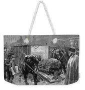 New York: Aspca, 1888 Weekender Tote Bag