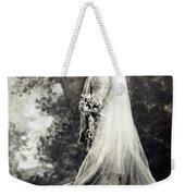 New York: Bride, 1920 Weekender Tote Bag