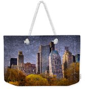 New York Buildings Weekender Tote Bag