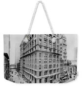 New York City - Western Union Telegraph Building Weekender Tote Bag