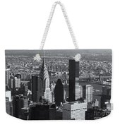 New York City Esb View II Weekender Tote Bag