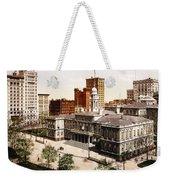New York City Hall - 1900 Weekender Tote Bag