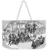 New York: Coaching, 1876 Weekender Tote Bag