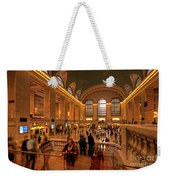 New York Grand Central Weekender Tote Bag