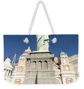 New York Hotel Weekender Tote Bag