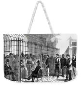 New York: Illegal Voters Weekender Tote Bag