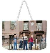 New York Kids 1975 Weekender Tote Bag